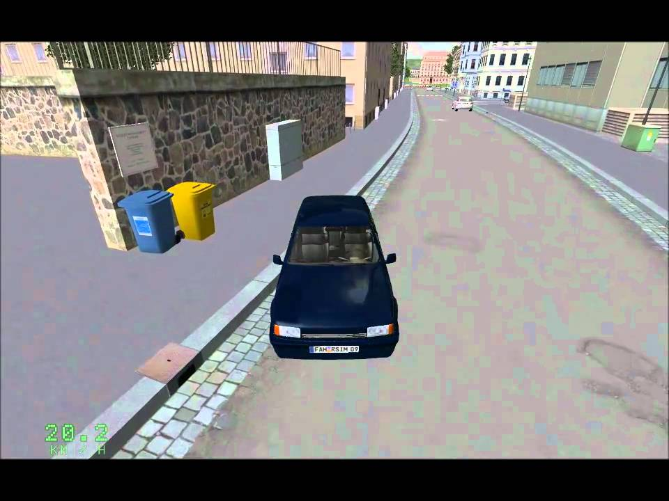fahr simulator 2009 demo