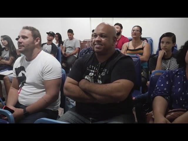 Curso de capacitação de Jiu-jitsu fala sobre a inclusão através das lutas