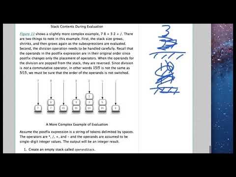 3 9  Infix, Prefix and Postfix Expressions — Problem Solving