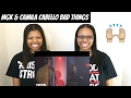 Machine Gun Kelly & Camila Cabello - Bad Things in the Live Lounge   Reaction video & mp3