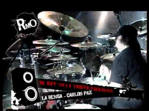 Rockodromo - La Renga - El Rey de la Triste Felicidad (C Paz 09-04-11)
