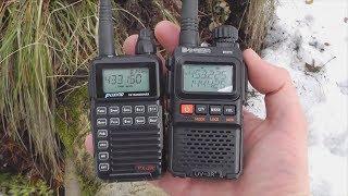 Радиостанция Baofeng UV3R+ plus, сравнение с рацией Puxing, мини-ремонт