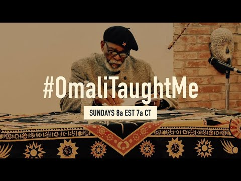 #OmaliTaughtMe Sunday Study: The new period - a time for Party building pt. 1