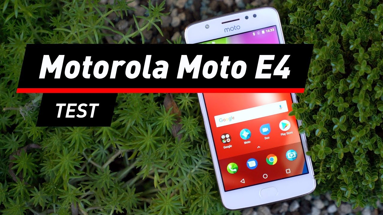 motorola moto e4 smartphone f r unter 100 euro im test. Black Bedroom Furniture Sets. Home Design Ideas