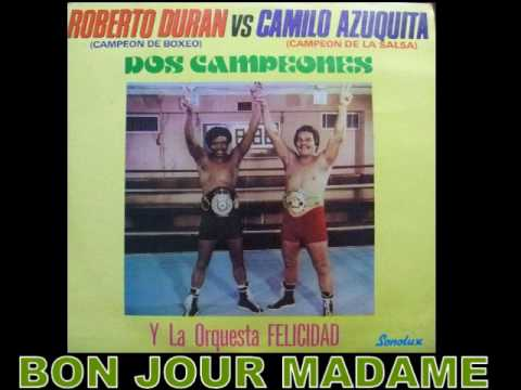 BON JOUR MADAME-ROBERTO DURAN