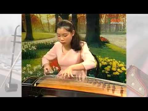 [青苗琴行] 中國上海音樂學院試 SCOM - 古箏三級世上只有媽媽好 - YouTube
