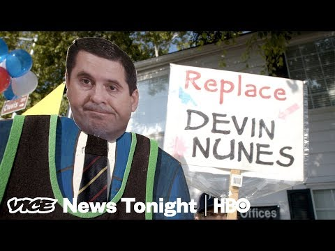 Devin Nunes Calls His Own Local Paper 'Fake News' (HBO)