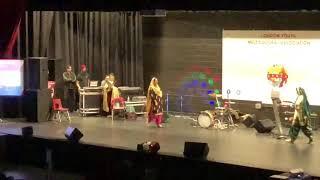 Kundi much dance performance