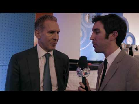 1-on-1 with Bryan Colangelo | NBA Draft Lottery