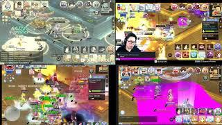 INFINITE vs Ofarrel(Winzza) WoE - 28/04/2019 - Multi cam w/ enemy