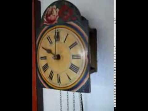 Old Black-Forest Shield clock