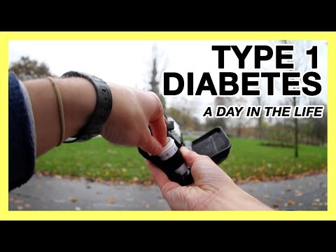 A Day In The Life: Type 1 Diabetes