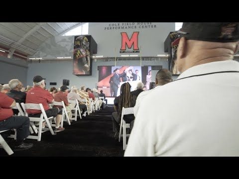 The New Cole Field House Dedication Ceremony