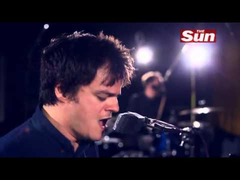 Jamie Cullum - Locked Out of Heaven (Bruno Mars Cover) (The Sun, Biz Sessions, 20 May 2013)