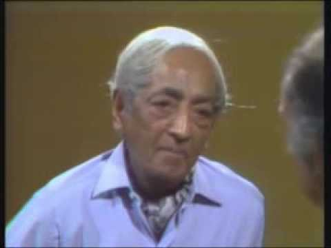 J. Krishnamurti - San Diego 1974 - Conversation 9 - Sorrow, passion and beauty
