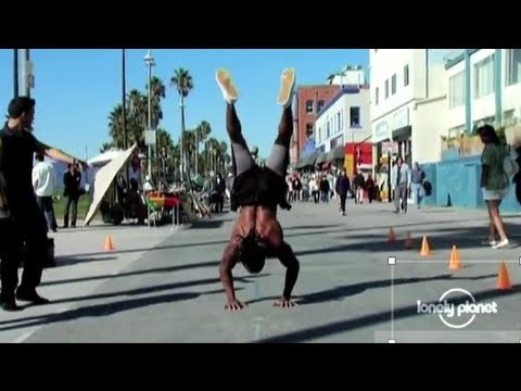 Venice Beach in Los Angeles - Lonely Planet travel video