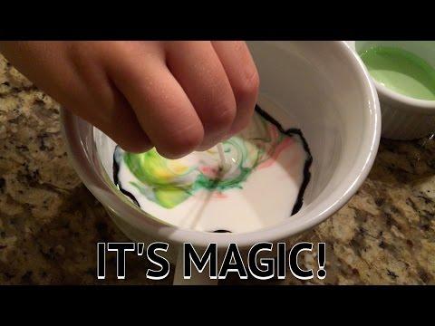 MILK & SOAP MAGIC FOR KIDS!