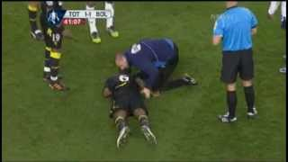 Fabrice Muamba Collapses on pitch during FA Cup thumbnail