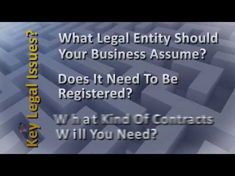 What Are The Legal Aspects Of Starting A New Business? | Starting A Small Business | Raleigh, NC