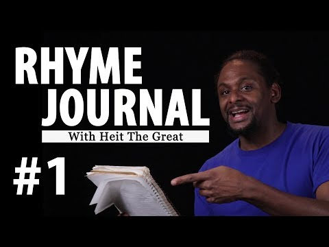 Rhyme Journal #1 - Why people take big risks for money in tough situations (lyrical analysis)
