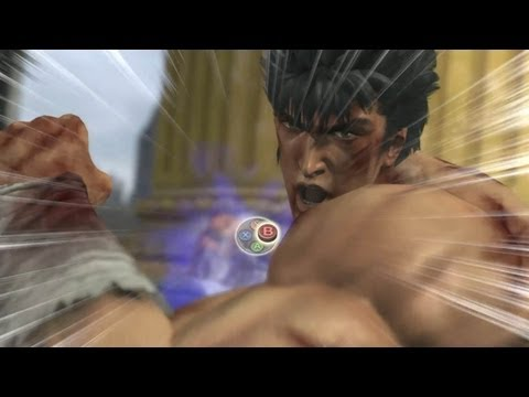 cgr-undertow---fist-of-the-north-star:-ken's-rage-2-review-for-xbox-360
