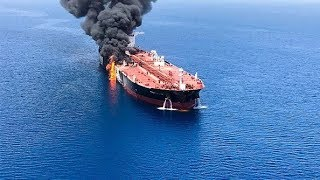 Oil under pressure after Gulf of Oman attacks on two oil tankers