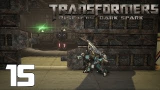 Transformers Rise of the Dark Spark Walkthrough Part 15 - Captured Already (PS4)