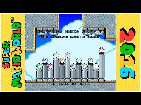 New Super Mario World 1: The Twelve Magic Orbs [1of2]