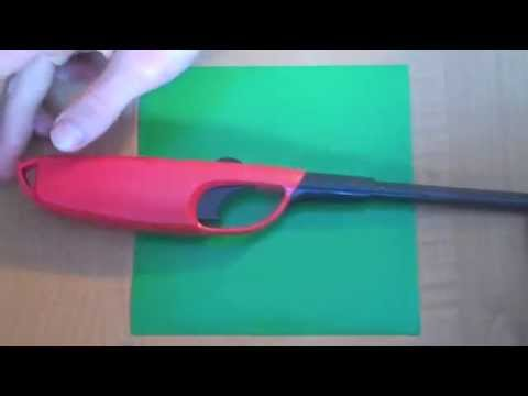 Papercraft Make a Working Paper Jet Engine - Easy