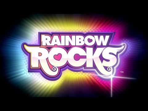 Rainbow Rocks [With Lyrics] - My Little Pony Equestria Girls Rainbow Rocks Song
