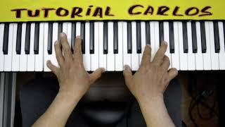 Entra En La Presencia Del Señor. Palabra En Accion Piano Tutorial Carlos