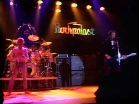 The Who 3-28-81 Rockpalast Festival Grugahalle Essen Germany