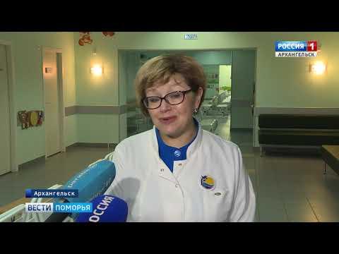 Ход ремонта детской областной больницы проверил региональный министр здравоохранения