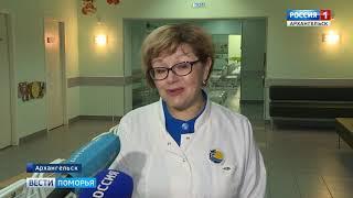 Хід ремонту дитячої обласної лікарні перевірив регіональний міністр охорони здоров'я
