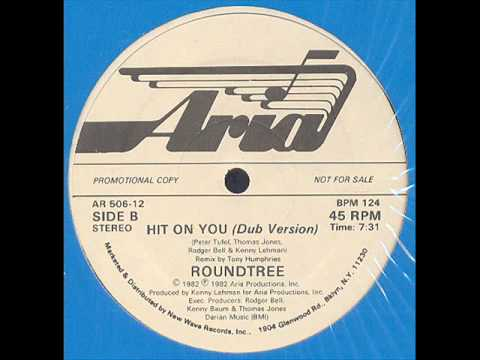 Roundtree - Hit On You (tony Humphries Dub)