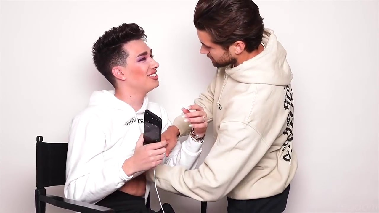 James Charles And Jeff Wittek Sexiest Moments Youtube