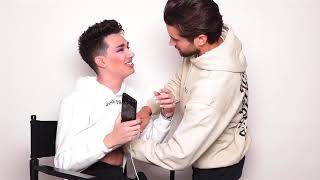 JAMES CHARLES AND JEFF WITTEK SEXIEST MOMENTS