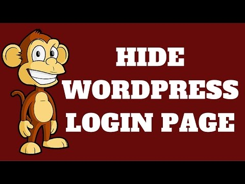 How to Hide WordPress Login Page