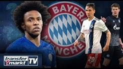 Willian die günstige Sané-Alternative? – So sieht der Bayern-Kader 2020/21 aus | TRANSFERMARKT