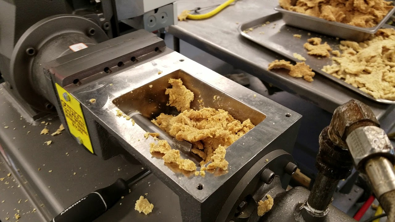 Food Extrusion Applications   Pet Food Extrusion, Cutting