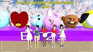 The Ugly Duckling Story ( Human Version ) PART 4 | SAKURA SCHOOL SIMULATOR | SHORTFILM