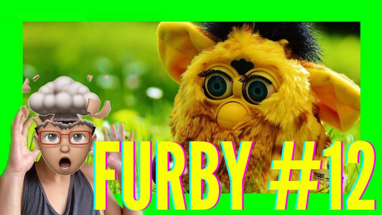 FURBY #12- COMO HACER UNAS GAFAS PARA MI FURBY. - YouTube