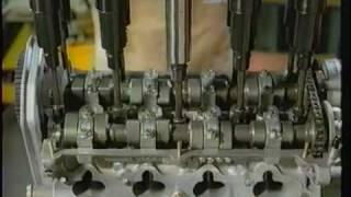Audi V8 Produktion