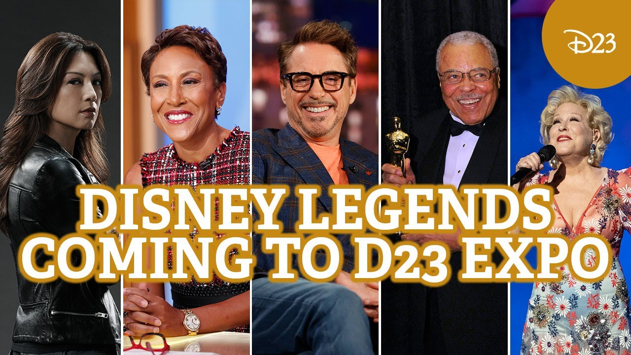 The D23 Expo 2019 Announcement Round-Up!