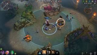 【vainglory】tier1 PassionGlaive
