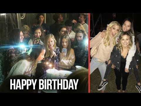 Annie Leblanc's 13th Birthday Party! (Day 341)