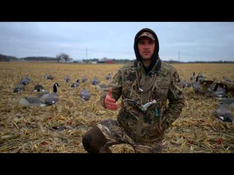 Late Season Decoy Spreads For Canada Geese | Cabela's Northern Flight