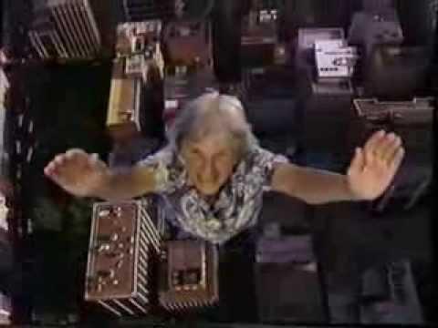 """Super Granny"" EMV at Sega World Centre Syndey"