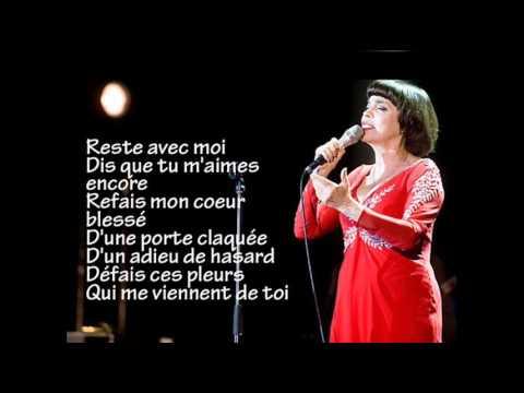 Reste avec Moi - Mireille Mathieu