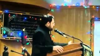 Aamir Liaqat Hussain naat Mein hoon Tera Sawali @ United states of america, New Jersey2
